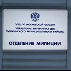 Отделения полиции Бирюсинска