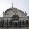 Железнодорожные вокзалы в Бирюсинске