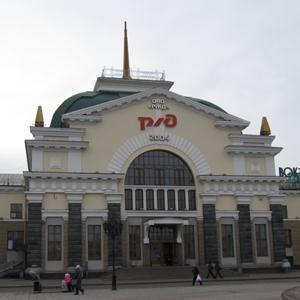 Железнодорожные вокзалы Бирюсинска